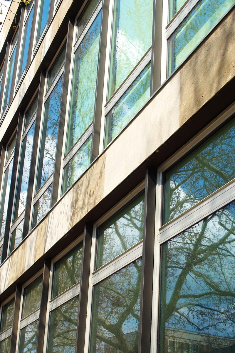 Fensteranlage, Foto: Christian Fittkau