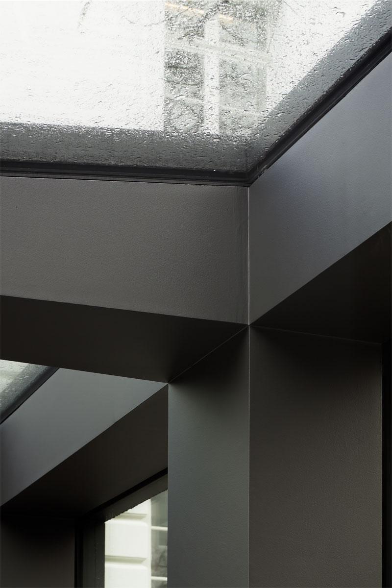 Detail Ecke, Foto: Schwarz