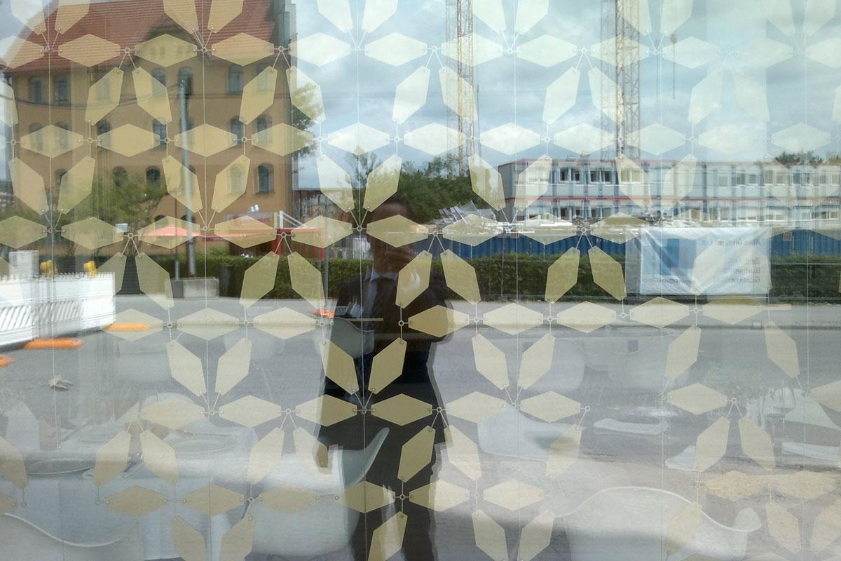 Fassadengestaltung, Foto: Stefan Fittkau