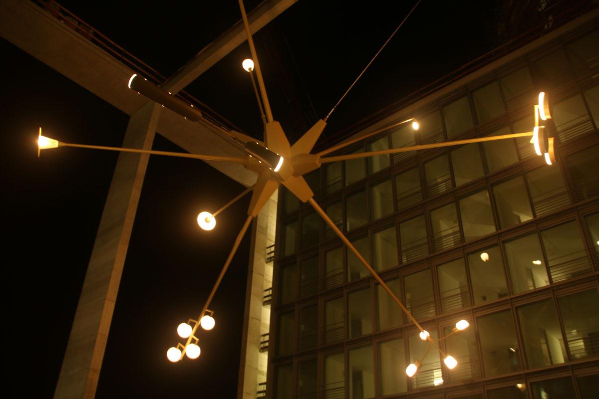 Nachtansicht, Foto: Fittkau GmbH