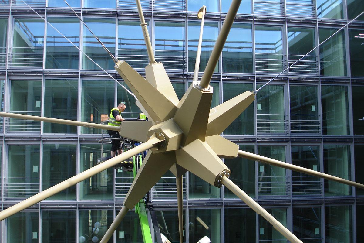 Montage, Foto: Fittkau GmbH
