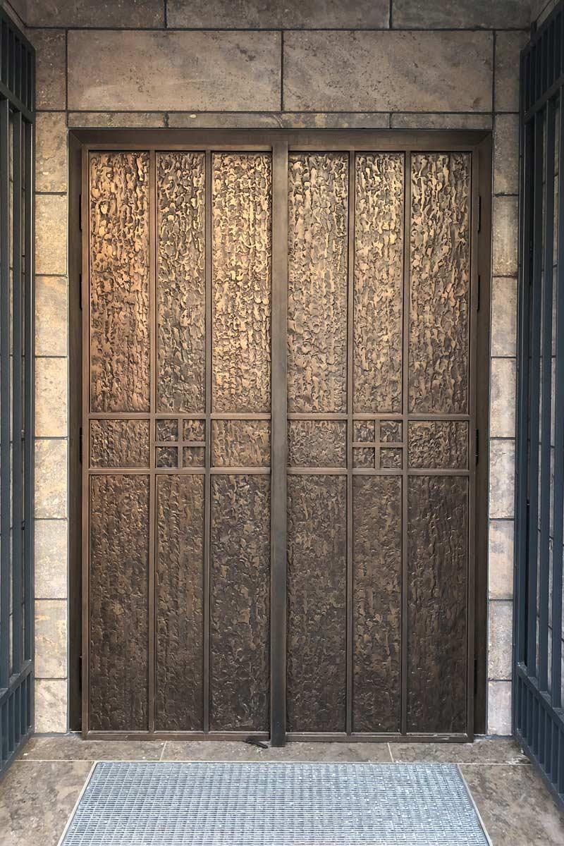 Gesamtansicht Eingang. Foto: Ch. Hanke