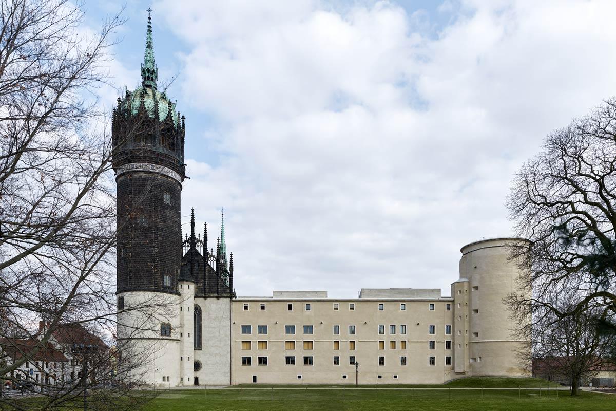 Ansicht Schloss. Foto: St. Müller