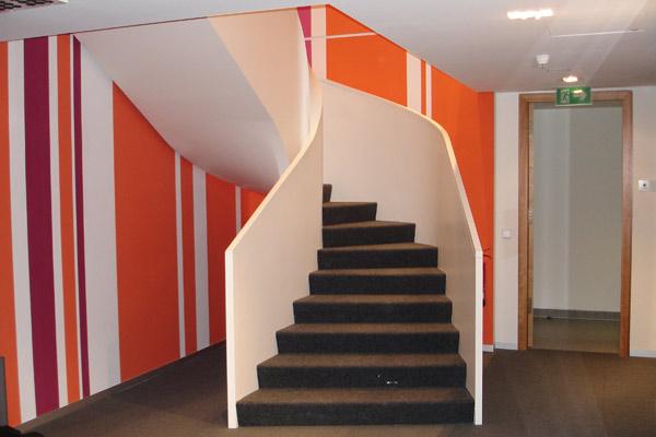Treppenanlage, Foto: Stefan Fittkau